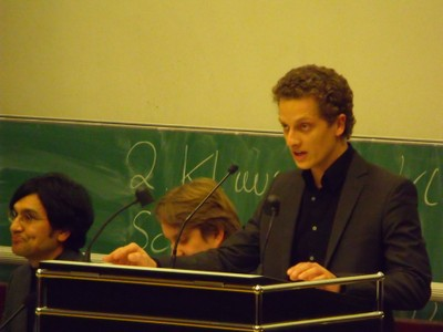 Begrüßung: Marc Röhlig - small
