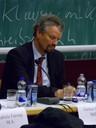Gernot Erler auf dem Podium - thumbnail