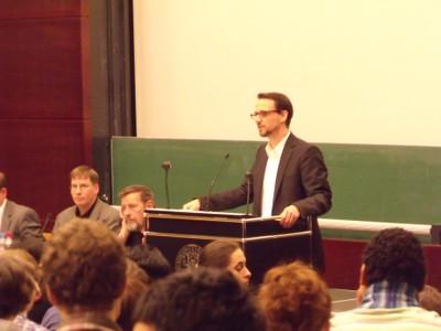 Podium 2011 - Begrüßung Gölz - small