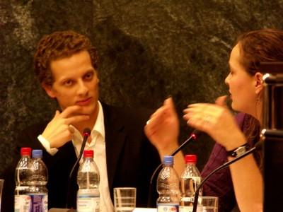 Podium 2011 - Marc Röhlig und Kathrin Sharaf - small