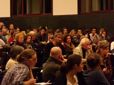Podium 2011 - Plenum Fragerunde - small