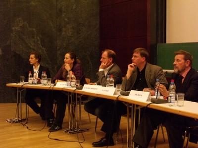 Podium 2011 -  Röhlig, Sharaf, Schlumberger, Lüdke, Hanf - small