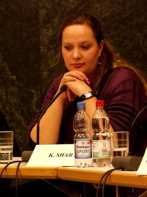 Podium 2011 - Kathrin Sharaf - small