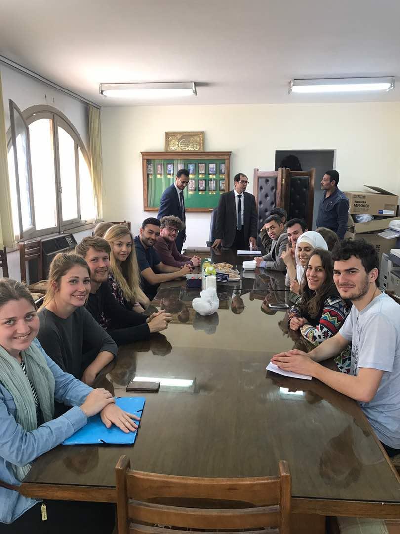 Studierende_Kairo_2017
