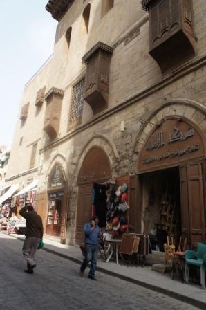 Street, Ägypten