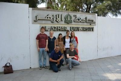 Austausch Azhar 2